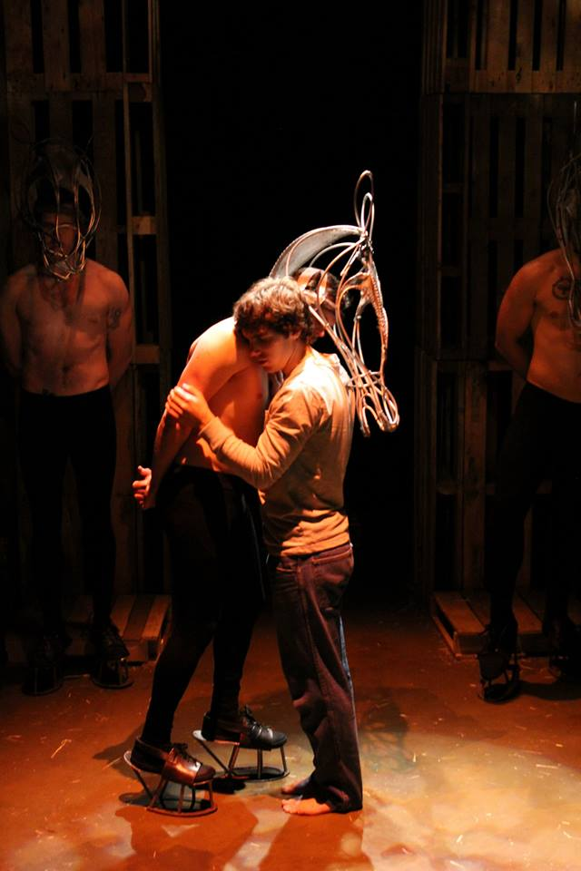 Review Mockingbird Theatre Presents Equus Theatre Press