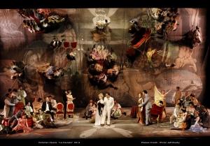 Victorian Opera 2014 - La traviata - © Jeff Bubsy