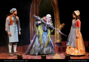 Victorian Opera 2014 - Into the Woods © Jeff Busby