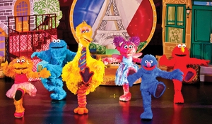 Elmo's World Tour 2014