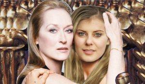 I See Me; and Meryl Streep