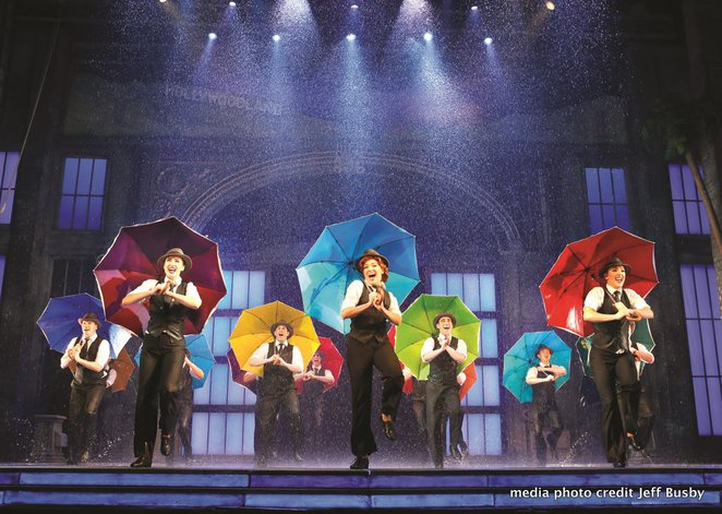 a review and summary of singing in the rain a hit musical Singing in the rain essay show more the hit musical singin' in the rain may possibly be one of if not the greatest musicals of all time with it's tale of the film world of the mid 1920's summary of the man to send rain clouds essay.