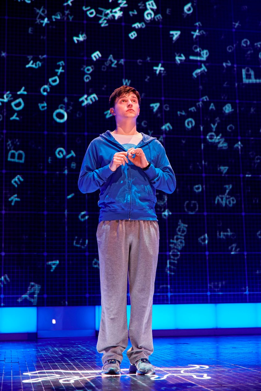 The Curious Incident of the Night-TimeUK Tour