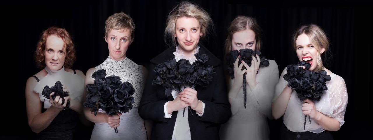 Essential Theatre and Three Birds Theatre Present Enter Ophelia