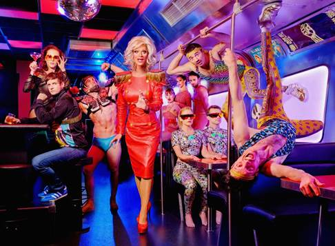 Midsumma Presents RIOT