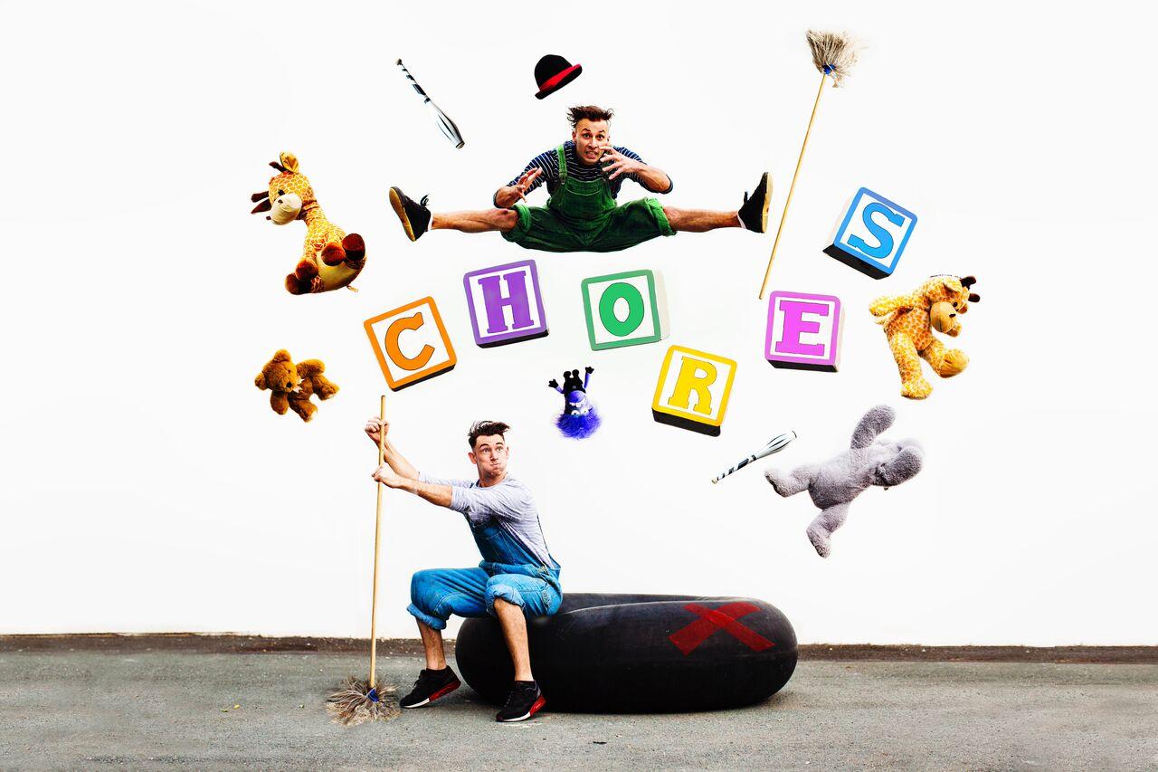Hoopla Clique Presents Chores