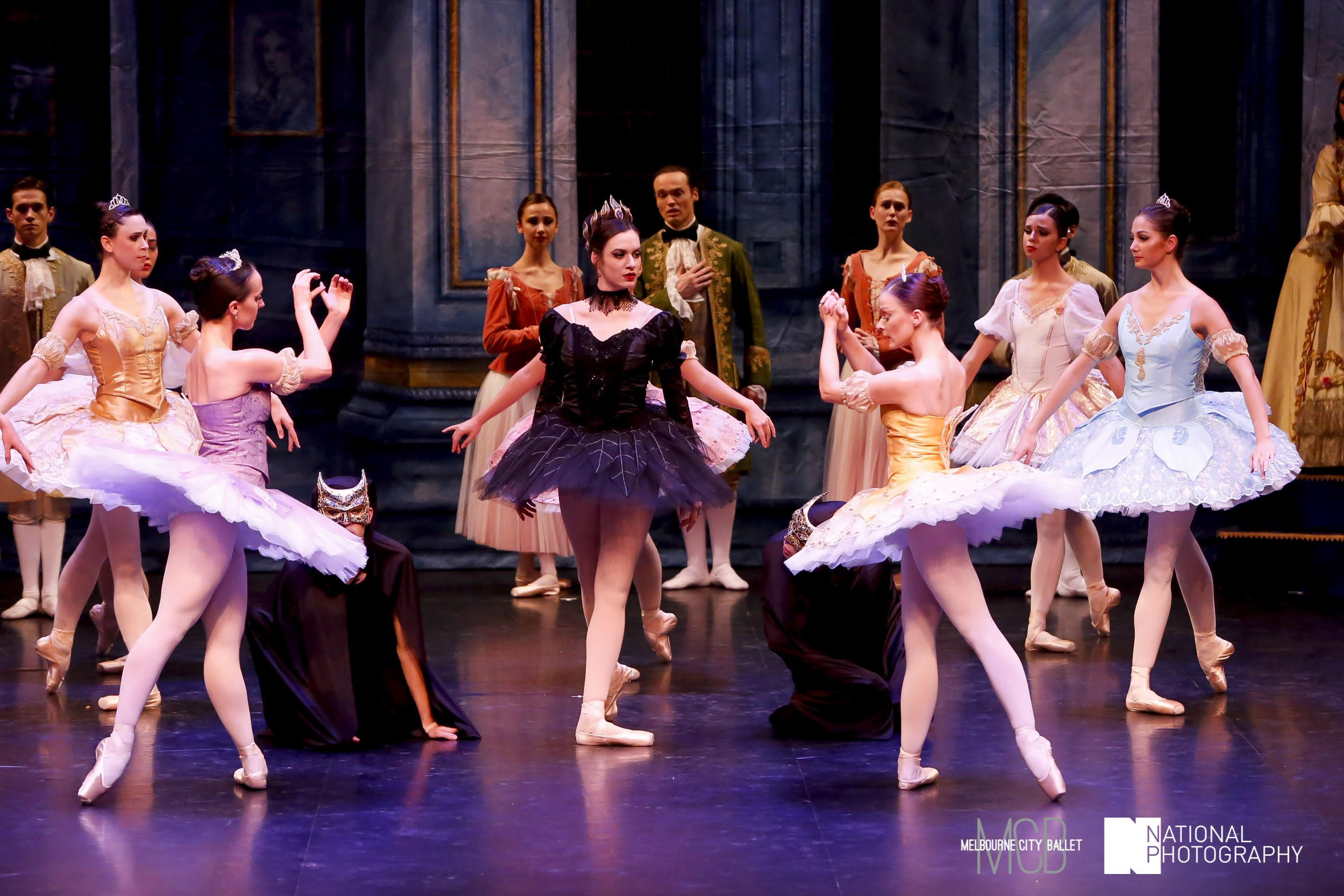 Melbourne City Ballet Presents Sleeping Beauty