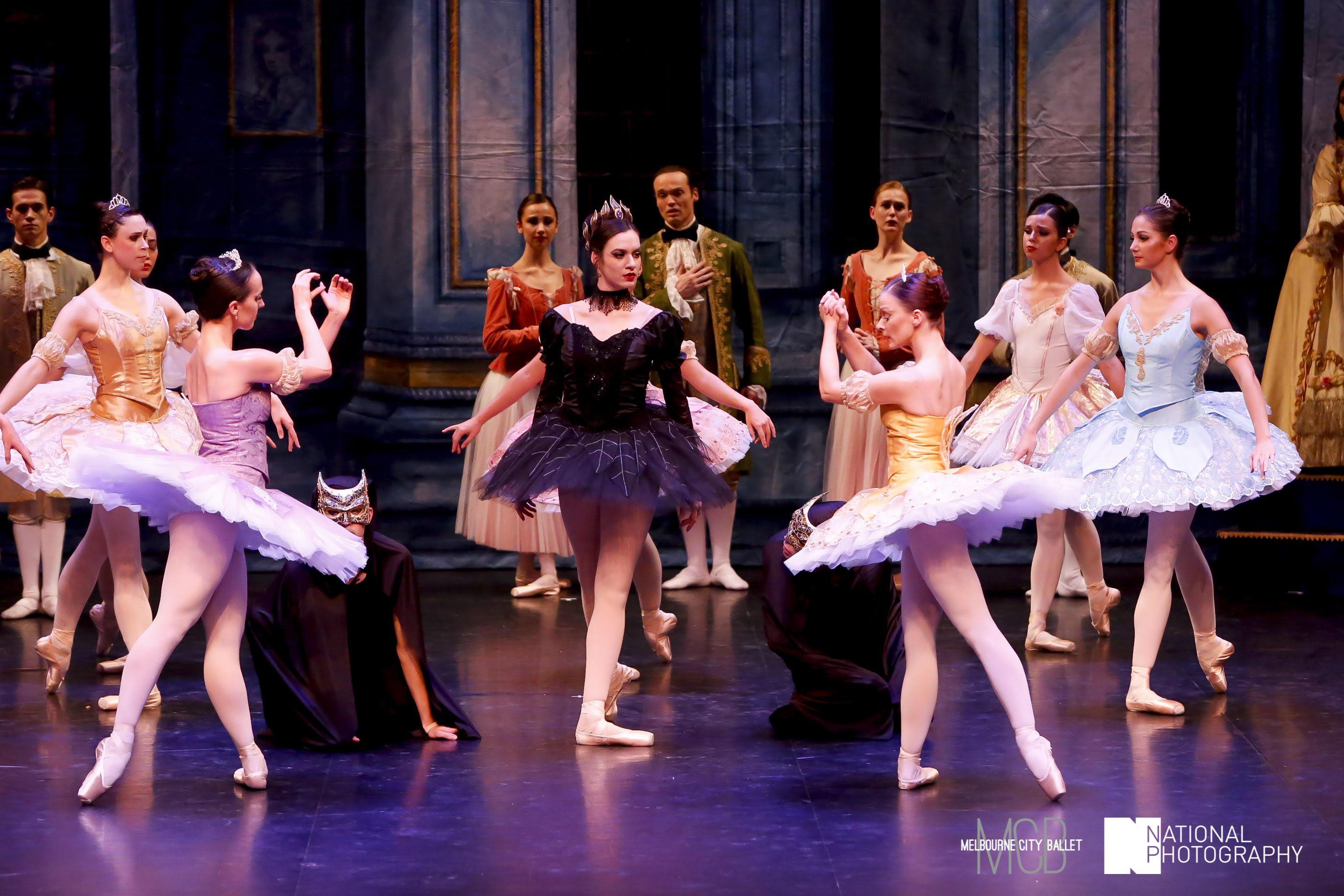 Melbourne City Ballet Presents Sleeping Beauty
