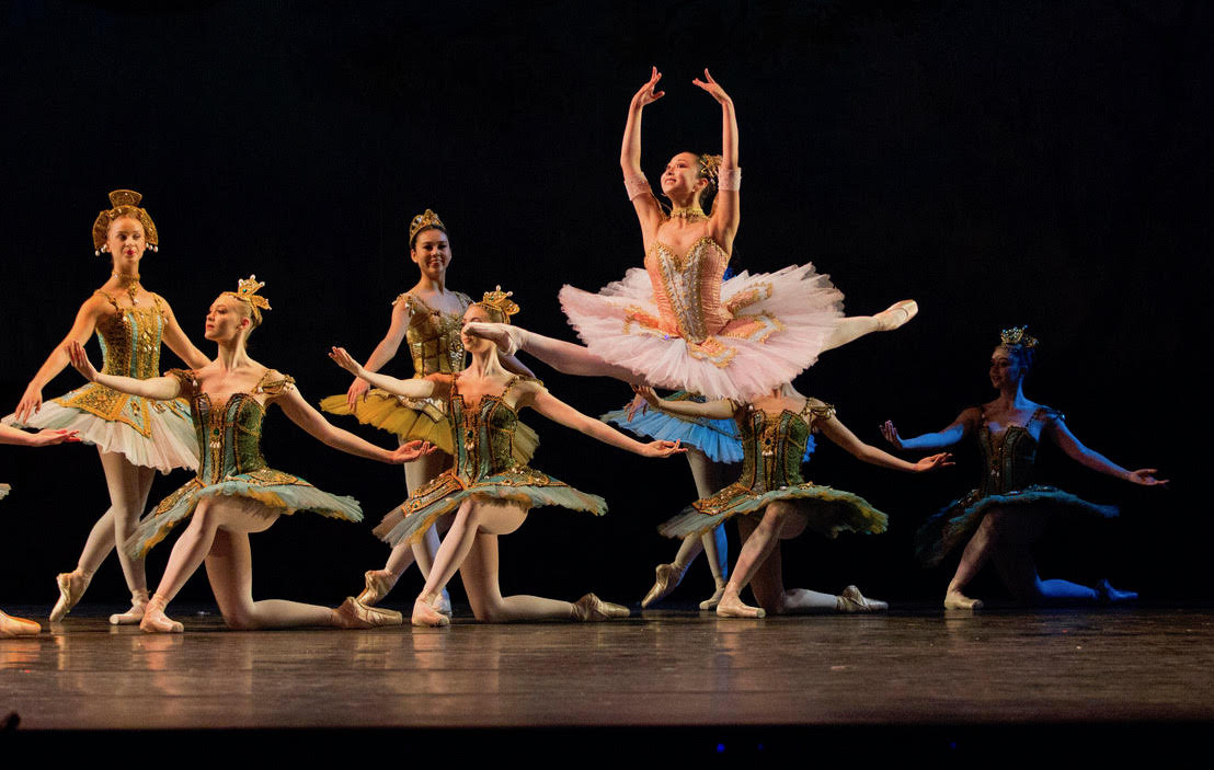 Review: The Australian Ballet School Showcase