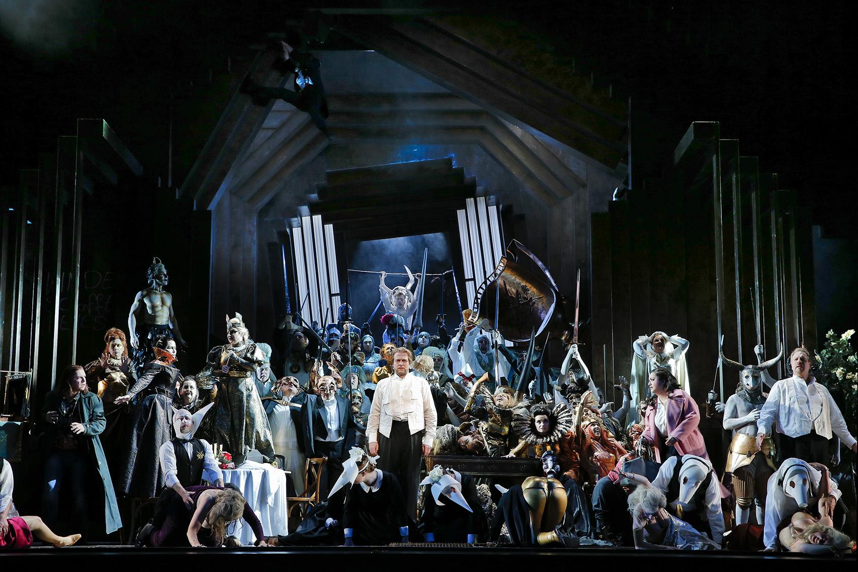Review: Die Meistersinger von Nürnberg