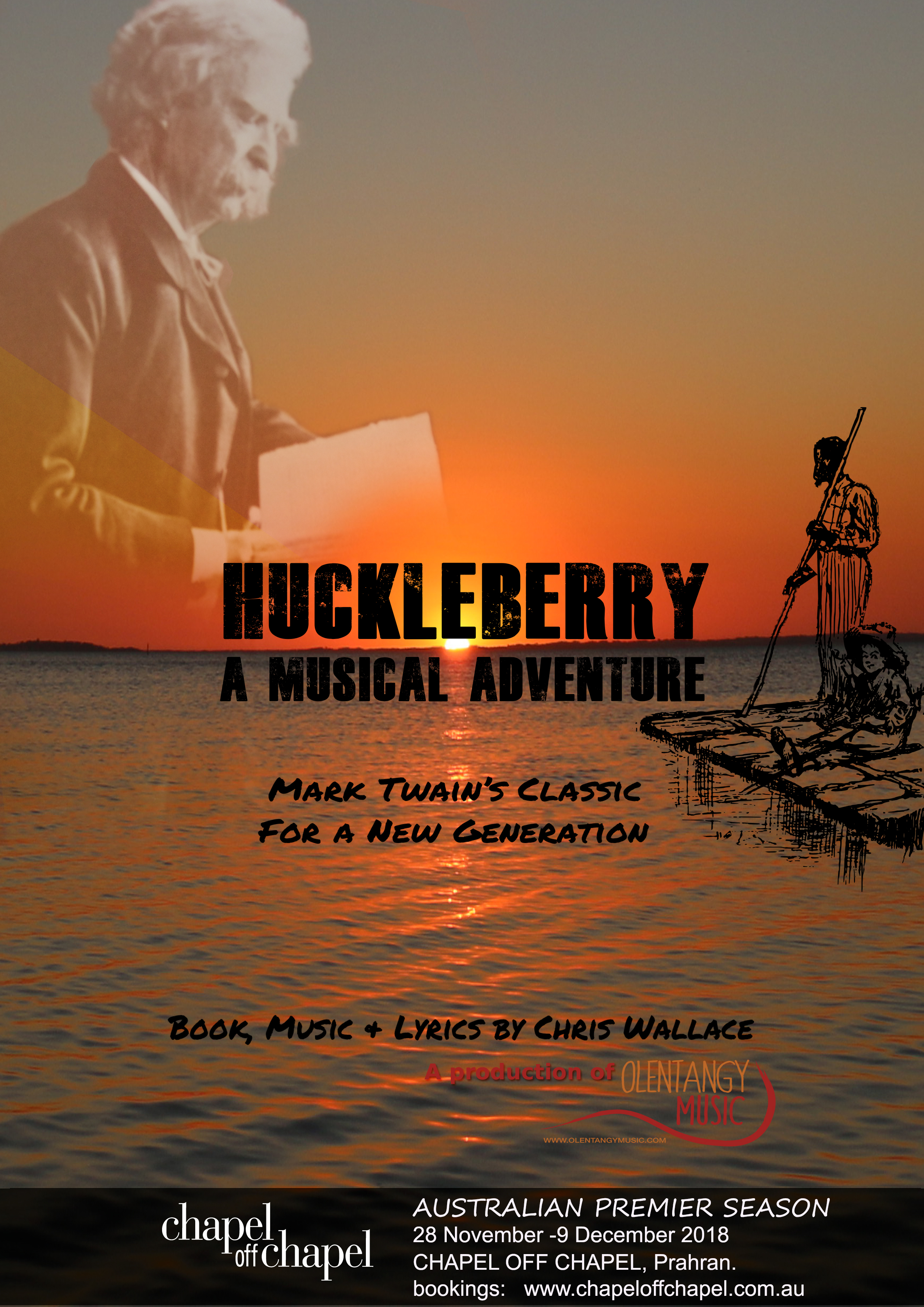 Huckleberry: A Musical Adventure