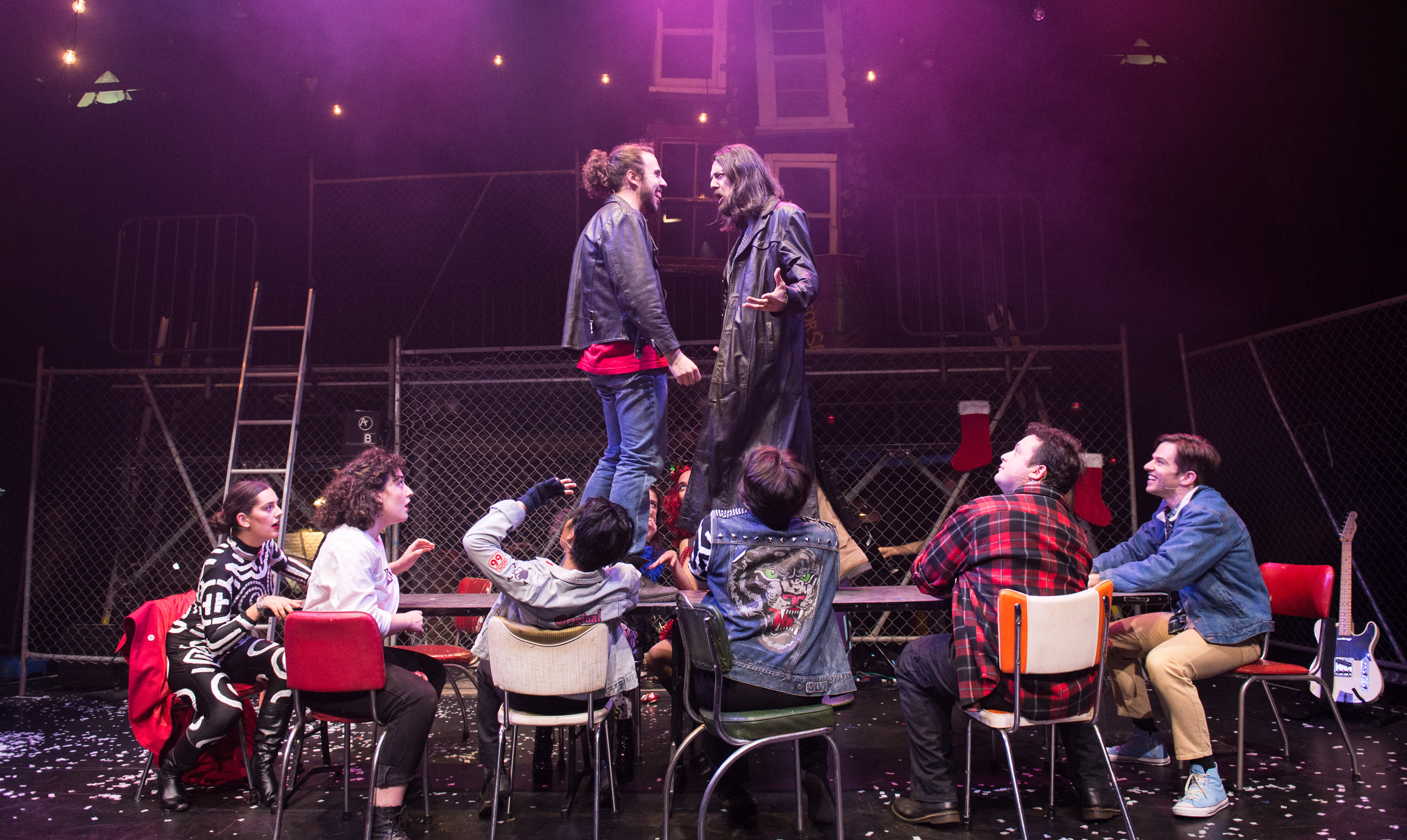 Review: Rent