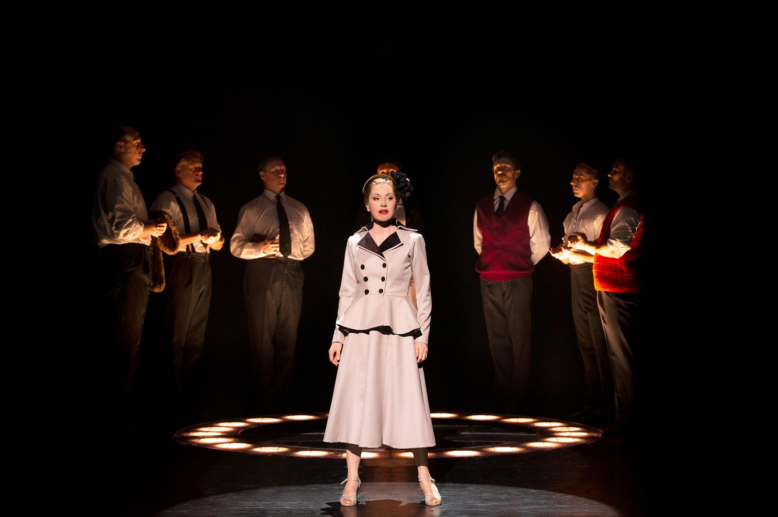 Review: Evita