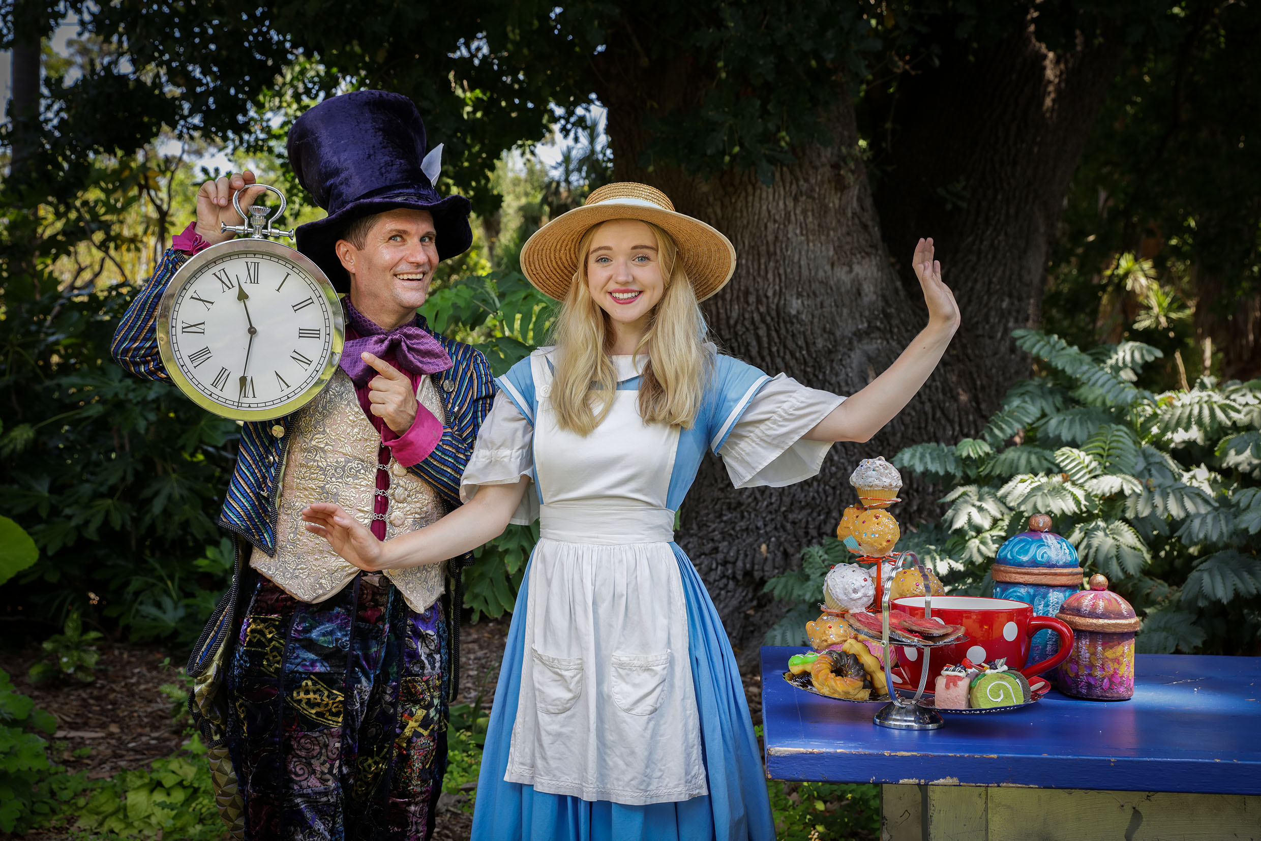 Australian Shakespeare Company presents Alice in Wonderland