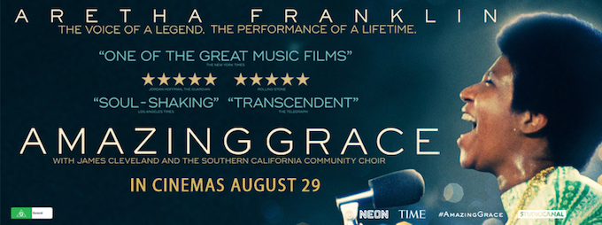 Review: Amazing Grace