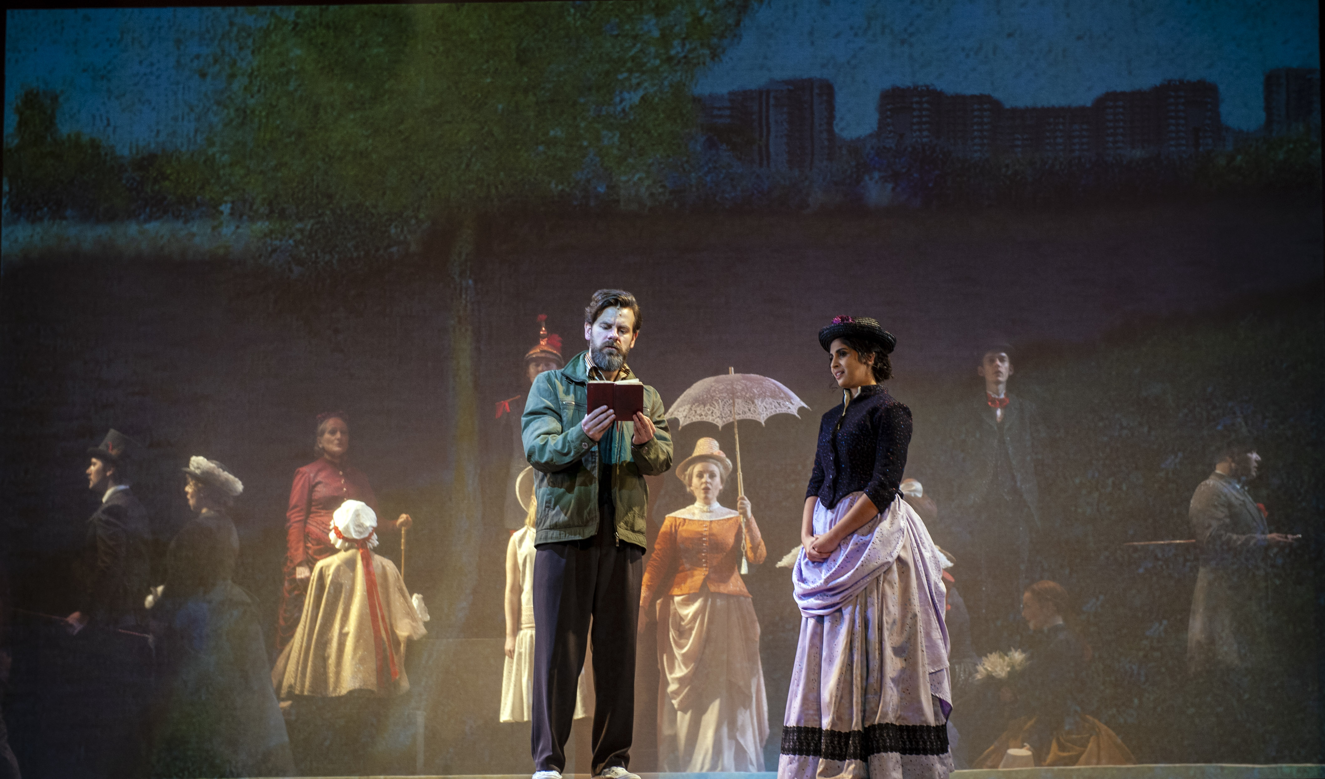 Review: Sunday in the park with George