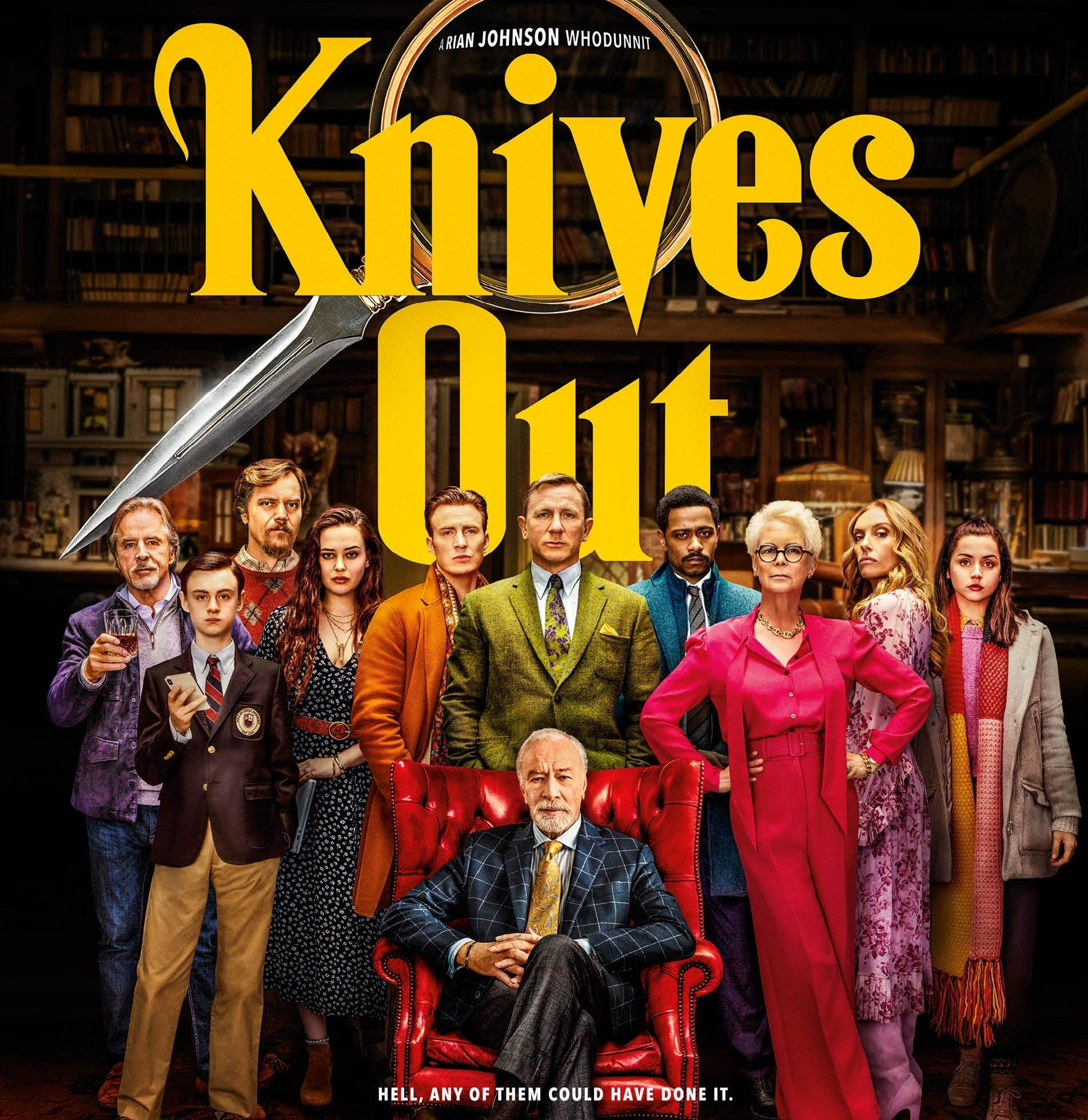 Film Review: Knives Out