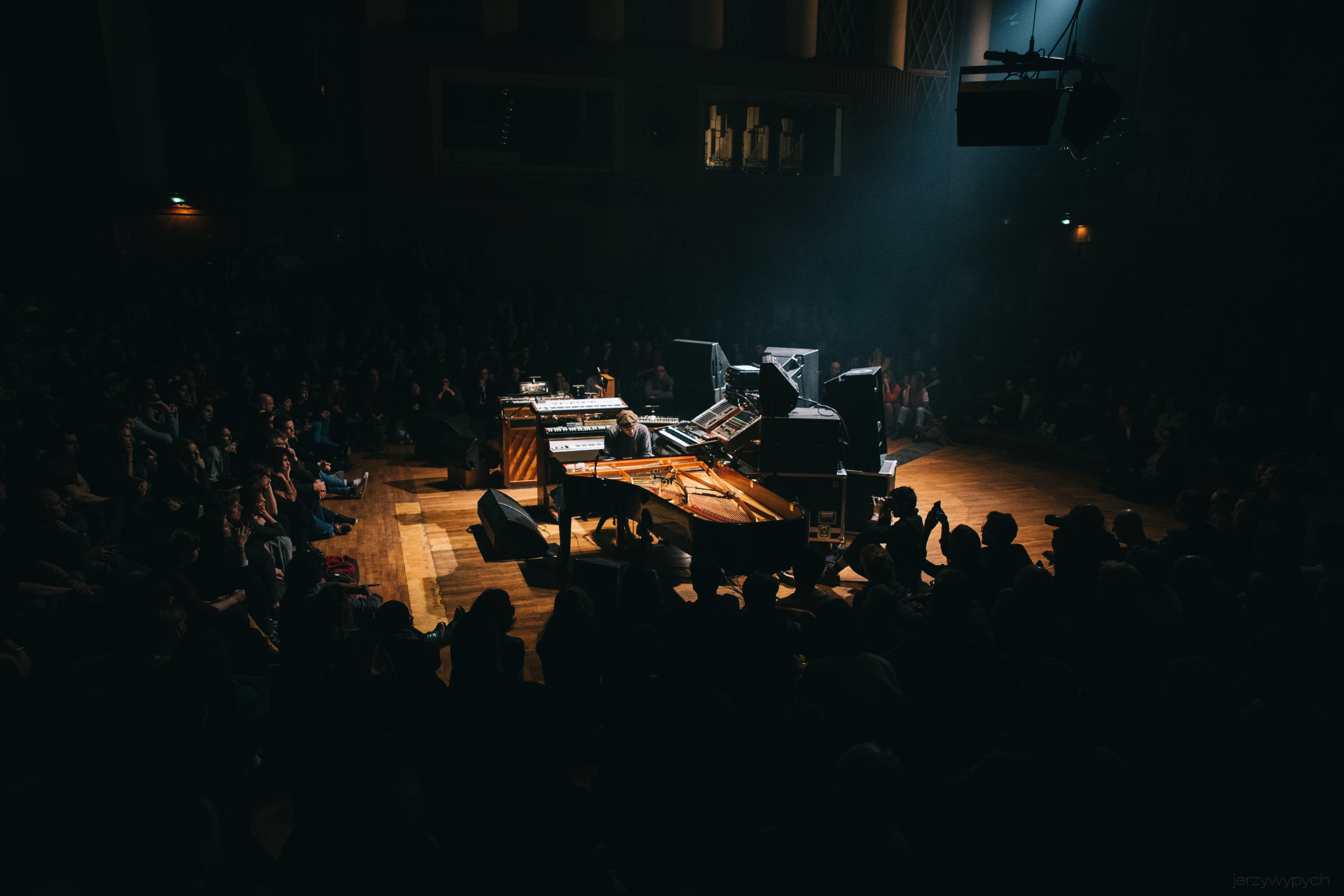 Review: Nils Frahm