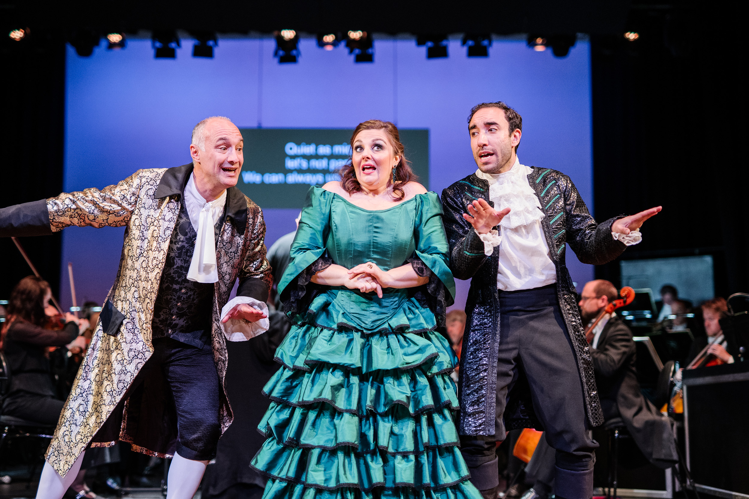 Review: The Barber Of Seville