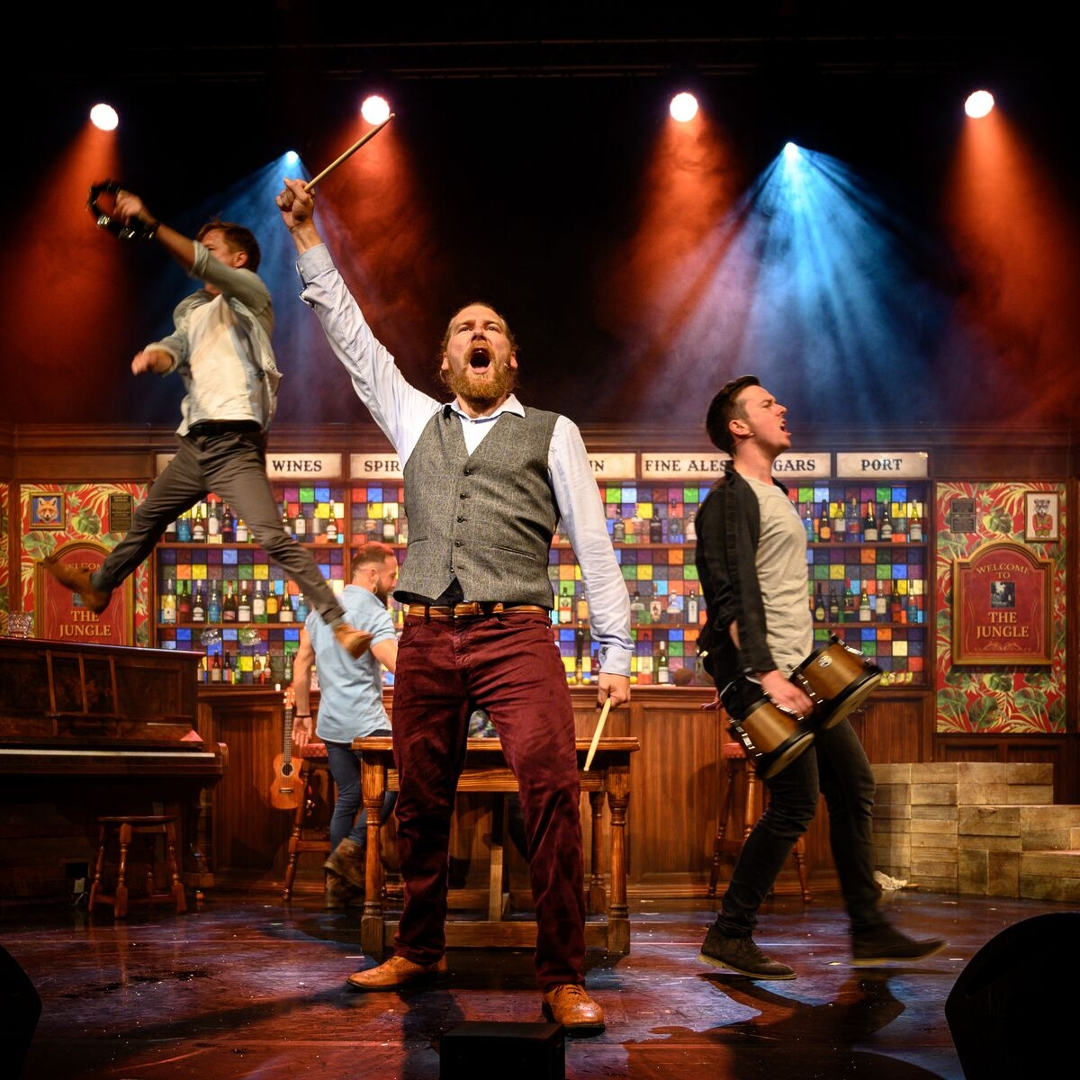 Review: The Choir of Man