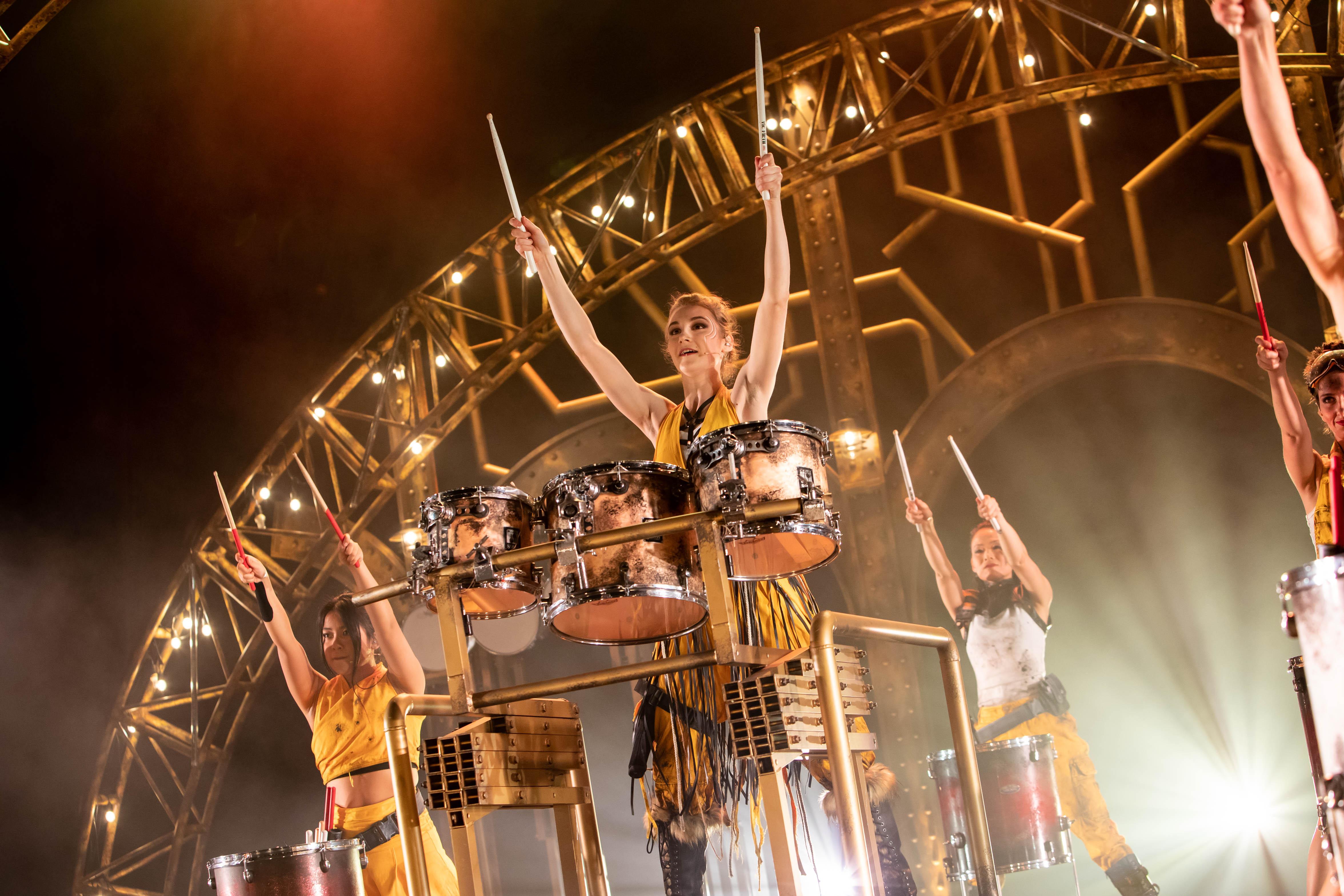 Review: Drummer Queens