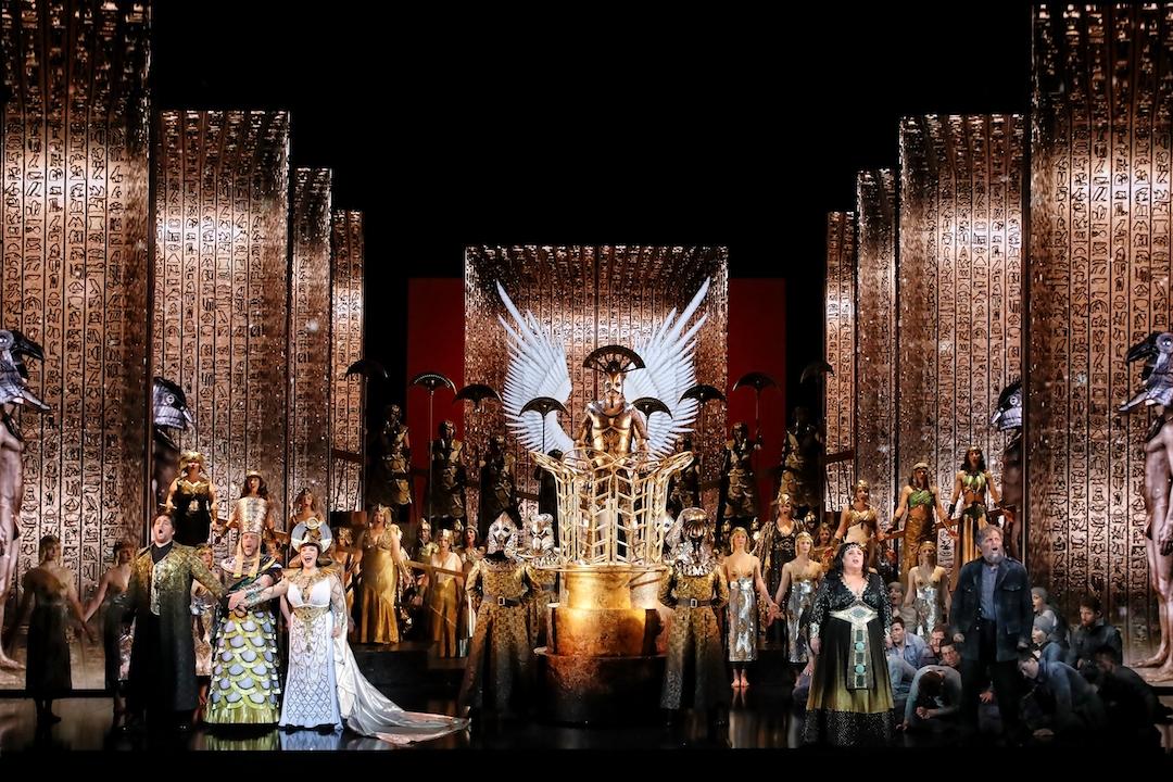 Review: Aida